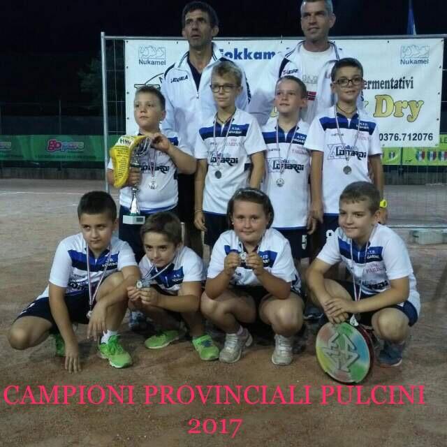Campioni Provinciali Pulcini 2017